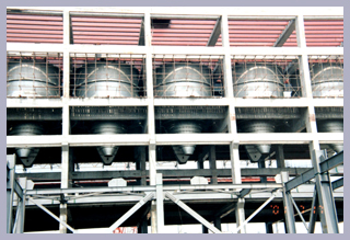 Liaocheng power plant steel coal scuttle
