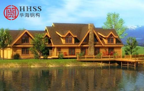 钢结构住宅与木结构房屋造价相对于砖混