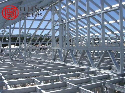 往往在焊接钢结构体内存在着几类高额应力同相叠加的致命隐患.图片
