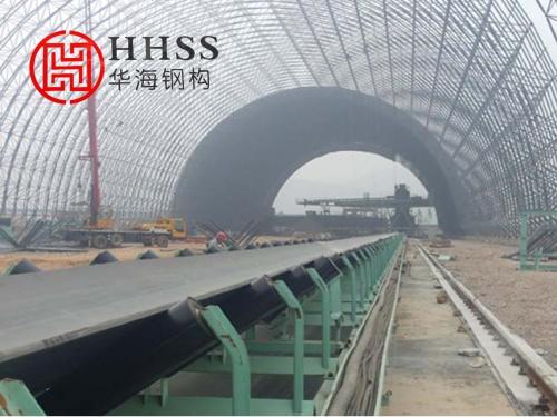江苏华海钢结构网架工程公司简述星形四角锥体网架有