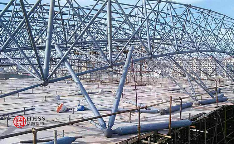 螺栓球网架结构安装方法之高空拼装法技术总结