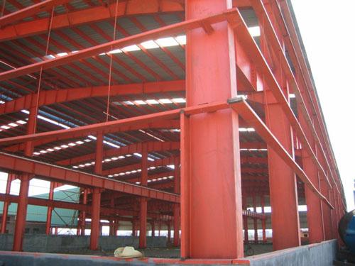 钢结构房屋做为建筑承重梁柱的住宅建筑