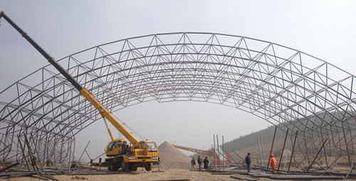 light steel space frame
