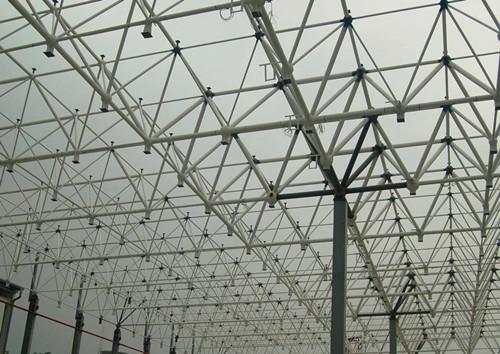 焊接球网架_江苏华海钢结构网架工程有限公司_徐州